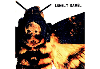 LONELY KAMEL - DEATH S-HEAD HAWKMOTH (2LP/GTF/MP3)  - (Vinyl)