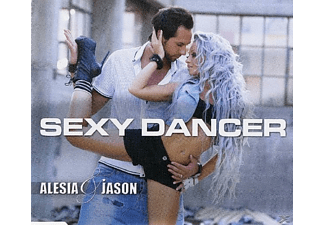 Alesia & Jason - Sexy Dancer - (CD)