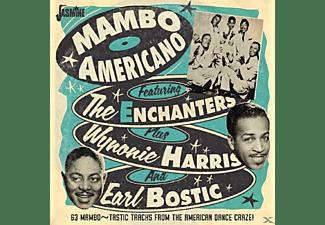 VARIOUS - Mambo Americano  - (CD)