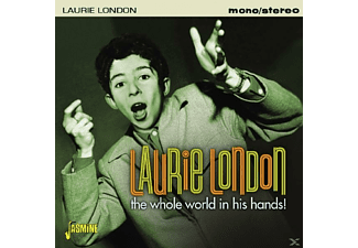 Laurie London - The Whole World Is In His Hands  - (CD)