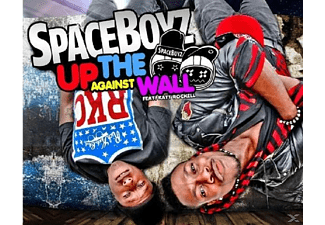 Spaceboyz - Up Against The Wall-MAXI  - (CD)