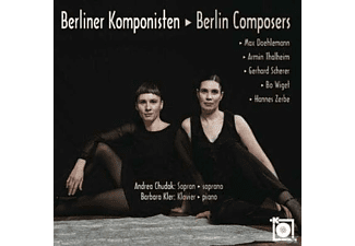 Various - BERLINER KOMPONISTEN  - (CD)