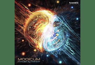 VARIOUS - Modicum  - (CD)