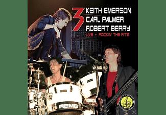 3 (Emerson/Berry/Palmer) - Rockin' The Ritz  - (CD)
