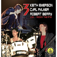 3 (Emerson/Berry/Palmer) - Rockin' The Ritz [CD]