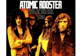 Atomic Rooster - Live At The BBC & German TV - (CD)