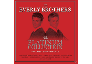The Everly Brothers - Platinum Collection  - (CD)
