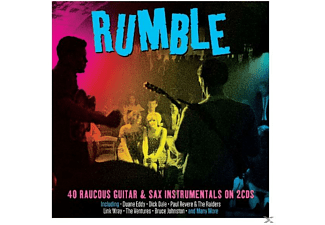 VARIOUS - Rumble  - (CD)