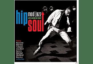 VARIOUS - Hip Soul  - (CD)
