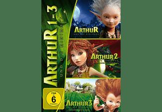 Arthur und die Minimoys 1-3 Blu-ray
