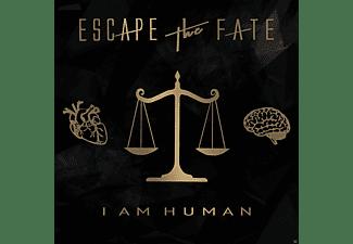 ESCAPE THE FATE - I AM HUMAN  - (CD)