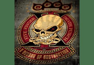 FIVE FINGER DEATH PUNCH - A DECADE OF DESTRUCTION  - (Vinyl)