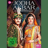 Jodha Akbar - Die Prinzessin und der Mogul (Box 4) (Folge 43-56) [DVD]