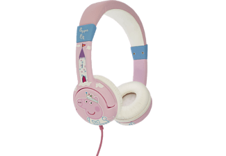 OTL TECHNOLOGIES Kinderkopfhörer Princess Peppa