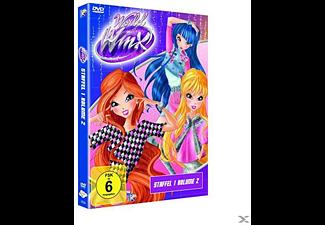 World of Winx - Staffel 1 Volume 2 DVD