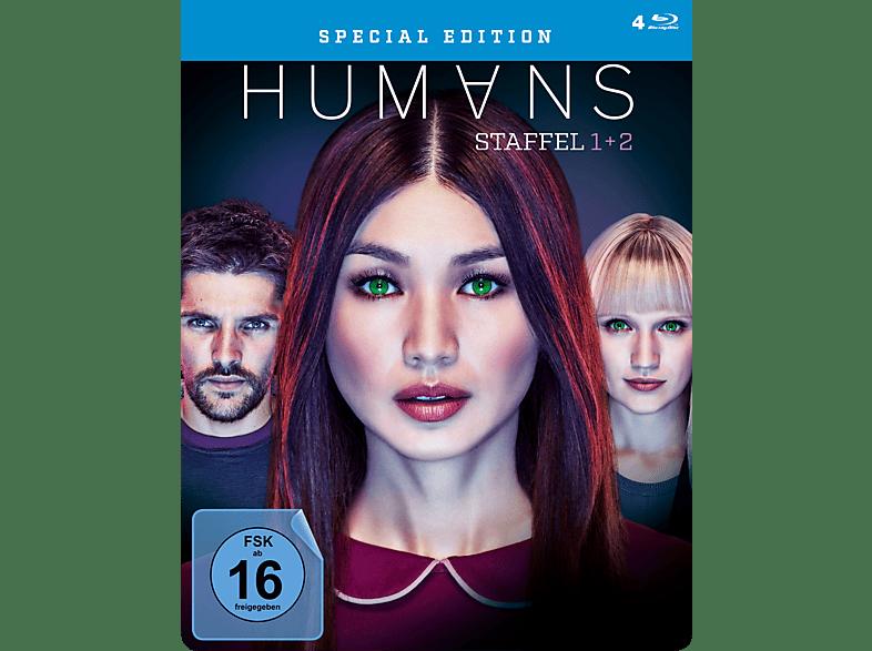 Humans Staffel 1