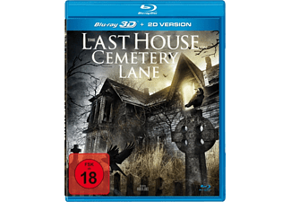 The Last House on Cemetery Lane 3D Blu-ray