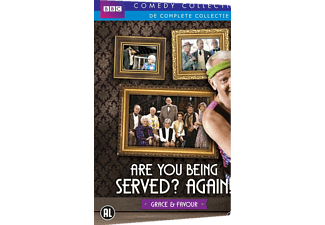 Are you being served? Again? DVD