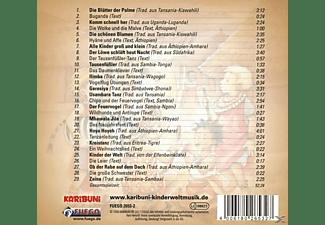 Karibuni Mit Pit Budde & Josephine Kronfli - Karibuni Watoto-Kinderlieder aus Afrika  - (CD)