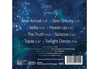 Peter Autschbach & Ralf Illenberger - Zero Gravity  - (CD)