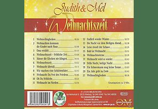 Judith & Mel - Weihnachtszeit  - (CD)