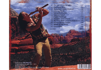 Wolfsheart - The Call of the Canyons  - (CD)