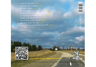 The Dad Horse Experience - I Am A Stranger Here Below  - (CD)