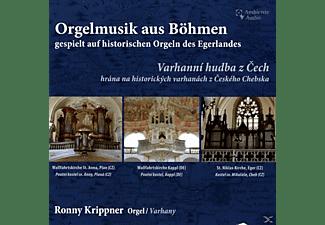 Ronny Krippner - Orgelmusik aus Böhmen  - (CD)