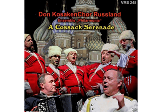 Marcel N. Don Kosakenchor Russland/verhoeff - A Cossack Serenade  - (CD)