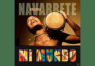 Brenda Navarrete - Mi Mundo  - (CD)