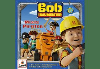Bob Der Baumeister - 013/Mixis Piraten  - (CD)