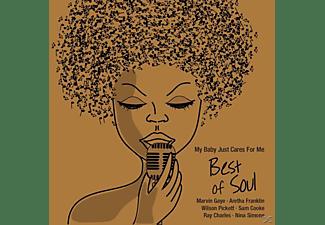 VARIOUS - Best Of Soul  - (CD)
