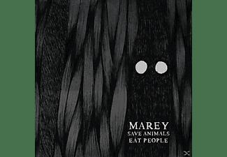 Marey - Save Animals Eat People  - (CD)