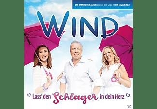 Wind - LASS DEN SCHLAGER IN DEIN HERZ  - (CD)
