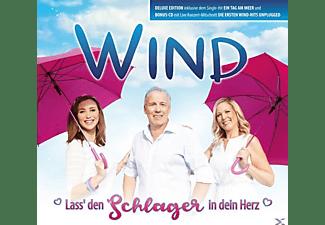 Wind - LASS DEN SCHLAGER IN DEIN HERZ (DELUXE EDITION)  - (CD)