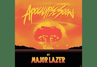Major Lazer - Apocalypse Soon  - (CD)