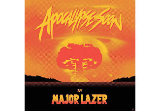 Major Lazer - Apocalypse Soon - (CD)