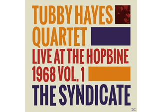 Tubby Quartet Hayes - The Syndicate: Live At The Hopbine 1968 Vol.1  - (Vinyl)