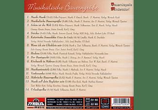 Bauernkapelle Mindersdorf - Musikalische Bauerngrüße  - (CD)