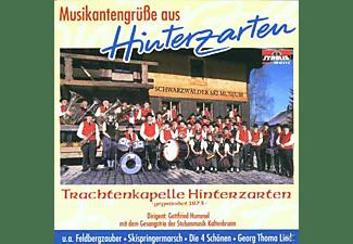 Trachtenkapelle Hinterzarten - Musikantengrüße aus Hinterzarten  - (CD)
