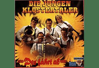 Die Jungen Klostertaler - Des' Fahrt Ab  - (CD)
