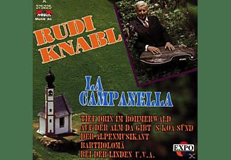 Knabl Rudi - La Campanella  - (CD)