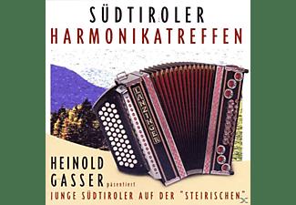 Heinold Gasser - Südtiroler Harmonikatreffen 1  - (CD)