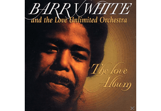Barry White - The Love Album  - (CD)