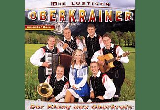Die Lustigen Oberkrainer - Der Klang aus Oberkrain  - (CD)