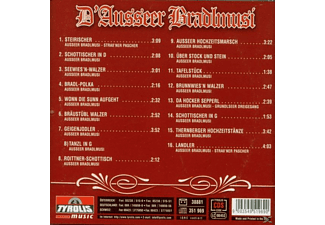 Ausseer Bradlmusi - D Ausseer Bradlmusi  - (CD)