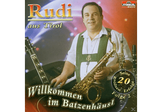 Oberl Duo - Willkommen Im Batzenhäusl-Folge 2  - (CD)