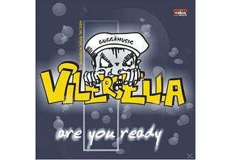 Guggämusig Vilercella - Are You Ready  - (CD)