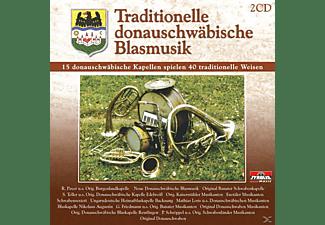 VARIOUS - Traditionelle Donauschwäbische Blasmusik  - (CD)