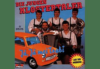 Die Jungen Klostertaler - Ja,Ja Mei Trabi  - (CD)